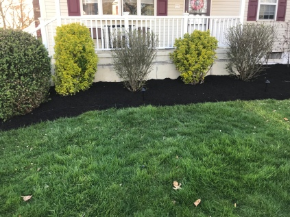 Herb mulch